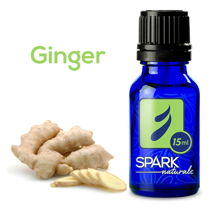 how to use ginger essential oil